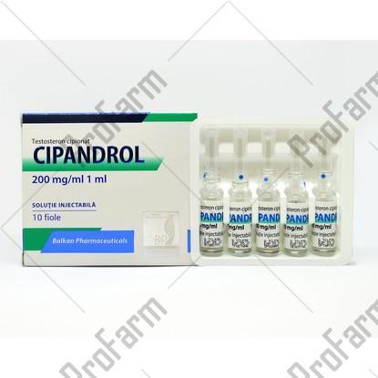 CIPANDROL 200мг\мл - цена за 1 ампулу