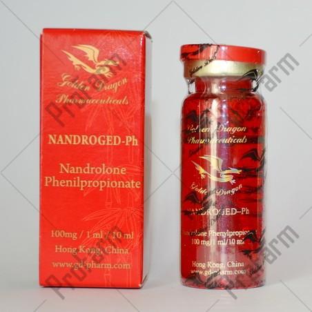 Nandroged-Ph 100мг\мл - цена за 10мл.