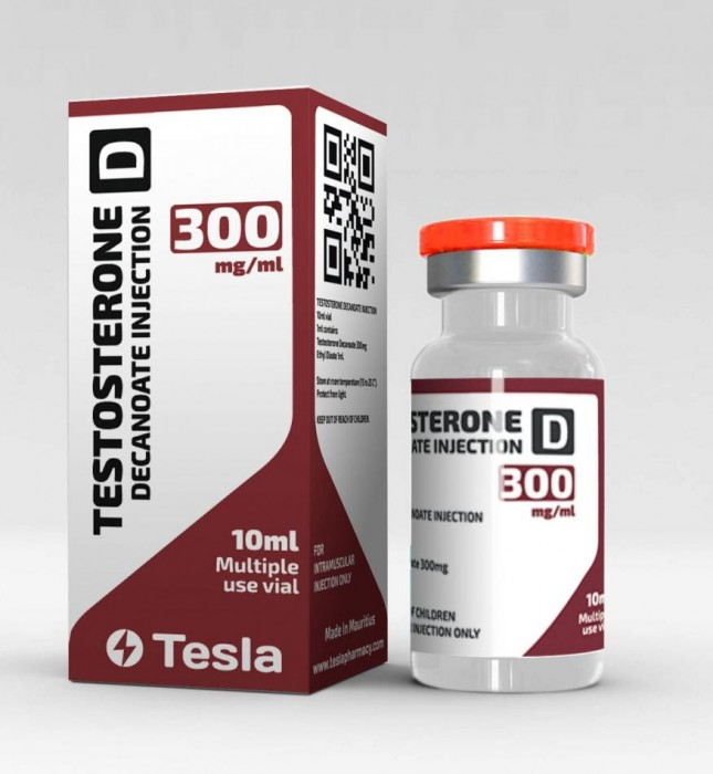 Testosterone Decanoat 300MG/ML - ЦЕНА ЗА 10МЛ
