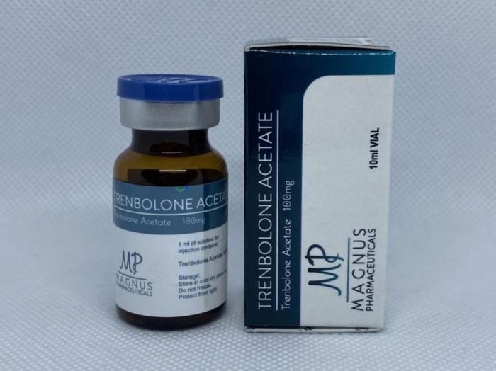 Trenbolone A Magnus  100mg/ml- цена ЗА 10МЛ
