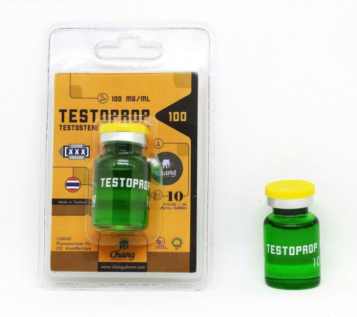 Testoprop 100, 100mg/ml - цена за 10мл.
