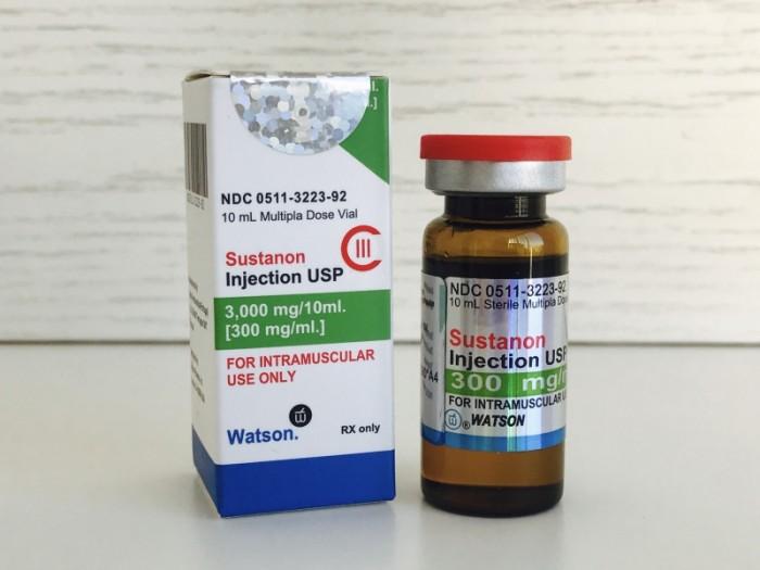SUSTANON 300MG/ML - цена за 10 мл