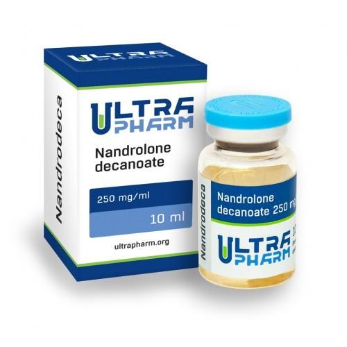 Ultra Nandrolone deconoate 250mg/ml - Цена за 10мл