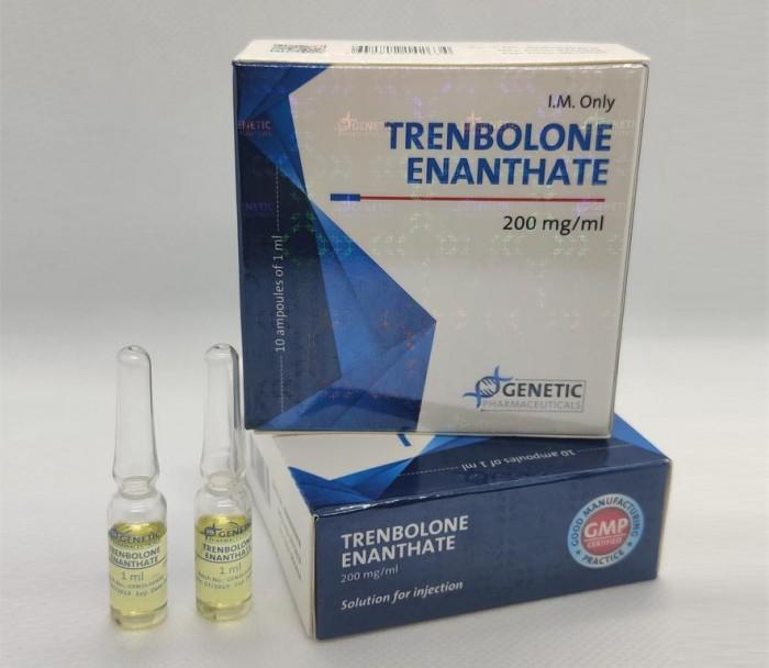 Trenbolone Genetic 200mg/ml - цена заз 1амп