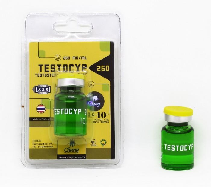 TESTOCYP 250MG/ML - цена за 10мл