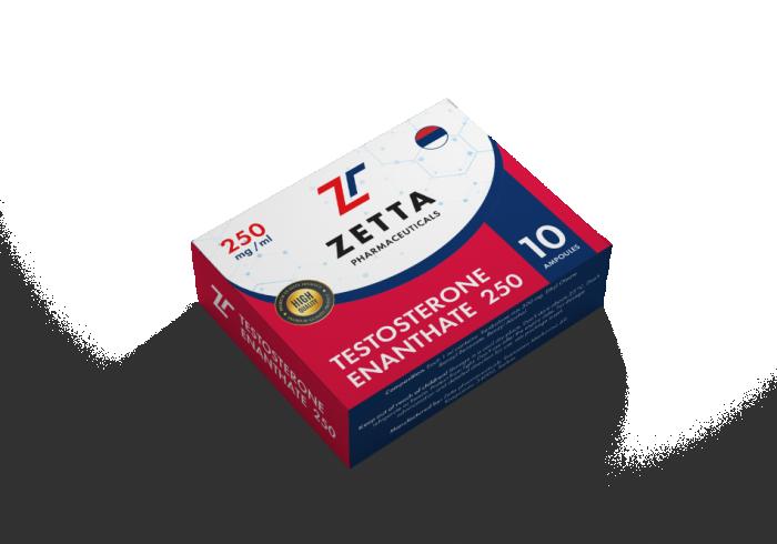 Zetta testosterone E 250mg/ml - цена за 1 ампулу